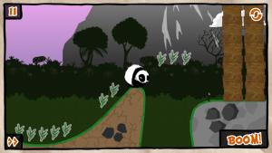 Tumble Panda In Level 1