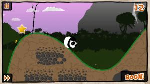 Tumble Panda In Level 3