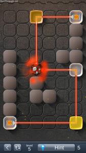 LaserBox Walkthrough Level 5 Basic