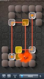 LaserBox Walkthrough Level 6 Basic
