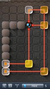 LaserBox Walkthrough Level 7 Basic