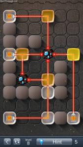 LaserBox Walkthrough Level 8 Basic