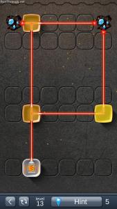 LaserBox Walkthrough Level 13 Basic
