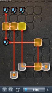 LaserBox Walkthrough Level 15 Basic