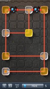 LaserBox Walkthrough Level 17 Basic