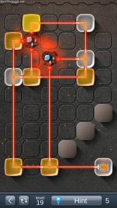 LaserBox Walkthrough Level 19 Basic