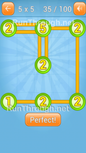 Linky Dots 5x5 Level 35