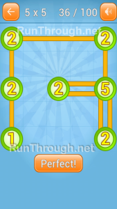 Linky Dots 5x5 Level 36