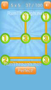 Linky Dots 5x5 Level 37