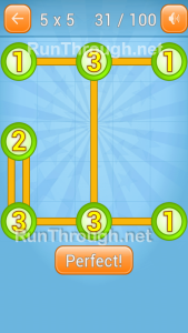 Linky Dots 5x5 Level 31