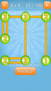 Linky Dots 5x5 Level 21