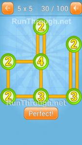 Linky Dots 5x5 Level 30