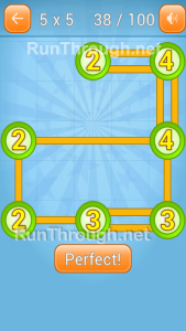 Linky Dots 5x5 Level 38