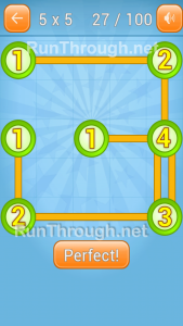 Linky Dots 5x5 Level 27