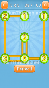 Linky Dots 5x5 Level 33