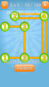 Linky Dots 5x5 Level 10