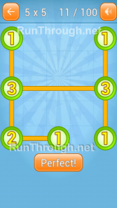 Linky Dots 5x5 Level 11