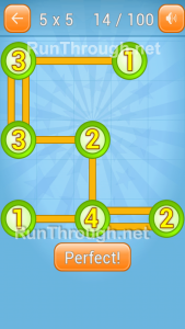 Linky Dots 5x5 Level 14