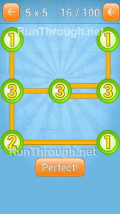Linky Dots 5x5 Level 16