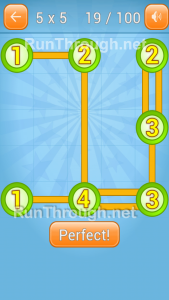 Linky Dots 5x5 Level 19