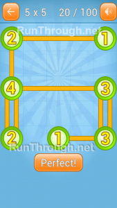 Linky Dots 5x5 Level 20