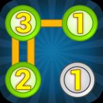 Linky Dots Walkthrough 5×5 Levels 81-100