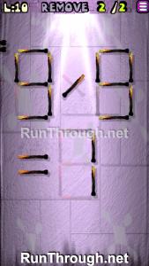 Matches Puzzle Walkthrough Episode 3 Level 10