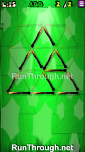 Matches Puzzle Walkthrough Episode 3 Level 15