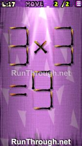 Matches Puzzle Walkthrough Episode 3 Level 17