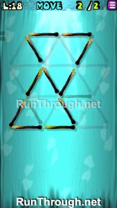 Matches Puzzle Walkthrough Episode 3 Level 18