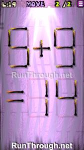 Matches Puzzle Walkthrough Episode 3 Level 19