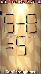 Matches Puzzle Walkthrough Episode 3 Level 3