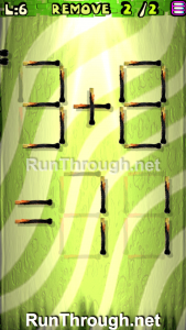 Matches Puzzle Walkthrough Episode 3 Level 6