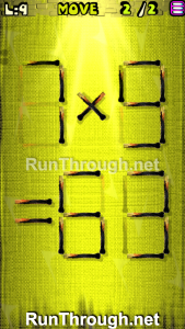 Matches Puzzle Walkthrough Episode 3 Level 9