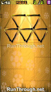 Matches Puzzle Episode 2 Level 98 Walkthrough