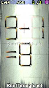 Matches Puzzle Episode 2 Level 99 Walkthrough
