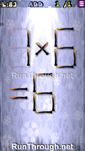 Matches Puzzle Episode 2 Level 83 Walkthrough