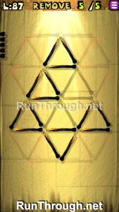 Matches Puzzle Episode 2 Level 87 Walkthrough