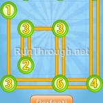 Linky Dots Walkthrough 6×6 Levels 161-180