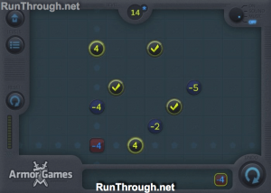 Sum Points Walkthrough Level 14