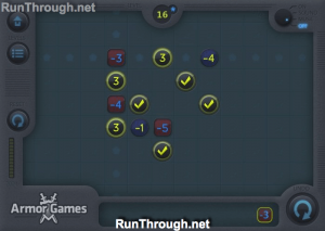 Sum Points Walkthrough Level 16