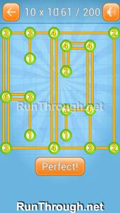 Linky Dots 10x10 Walkthrough level 161
