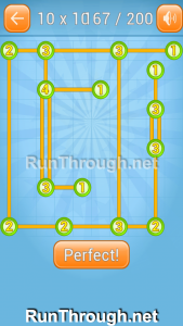 Linky Dots 10x10 Walkthrough level 167