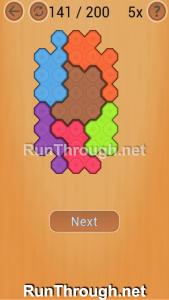 Ocus Puzzle Walkthrough Easy Level 141
