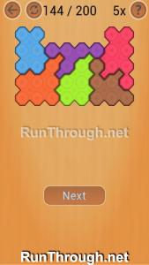 Ocus Puzzle Walkthrough Easy Level 144