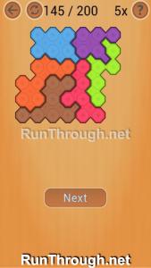 Ocus Puzzle Walkthrough Easy Level 145