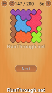 Ocus Puzzle Walkthrough Easy Level 147