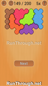 Ocus Puzzle Walkthrough Easy Level 149