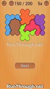Ocus Puzzle Walkthrough Easy Level 150