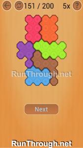 Ocus Puzzle Walkthrough Easy Level 151